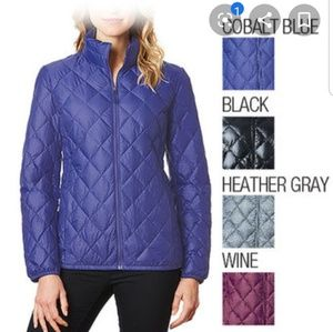 32° Degrees Quilted Jacket